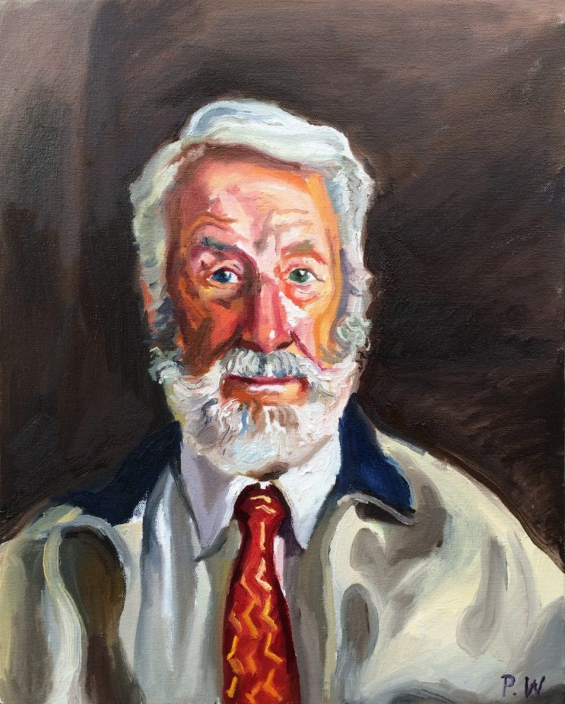 Portrait of Ronald Board