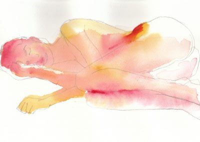 Watercolour Paul Wuensche